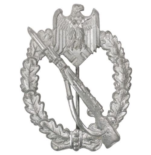 Infanterie Sturmabzeichen (ISA) Infantry Assault Badge (IAB) silver