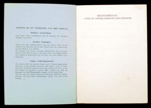 (NSB) Beschouwingen over de Nederlandsche geschiedenis (1941)