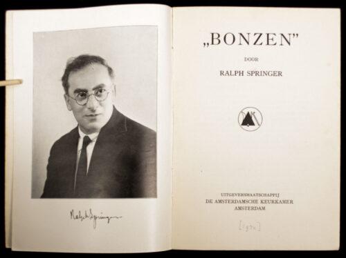 (NSB) Bonzen Bonzen Bonzen (1934)