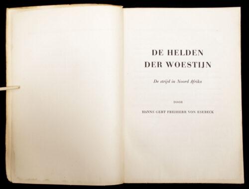 (NSB) De helden der Woestijn - De Strijd in Noord-Afrika (1943)