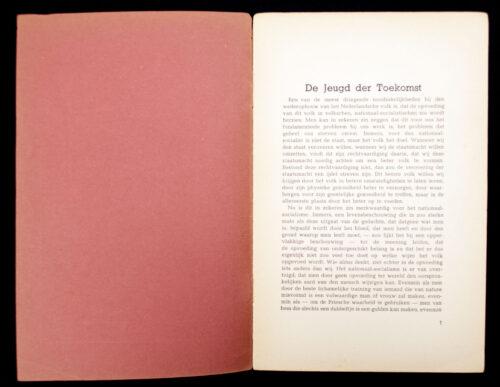 (NSB) De jeugd der toekomst (1940) 1st edition