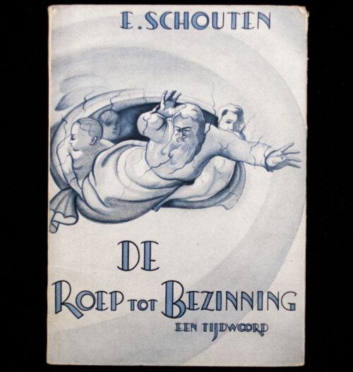 (NSB) De roep tot bezinning - Een tijdwoord (1943)