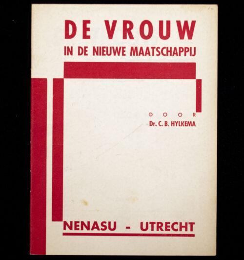 (NSB) De vrouw in de nieuwe maatschappij - 2nd edition (1935)