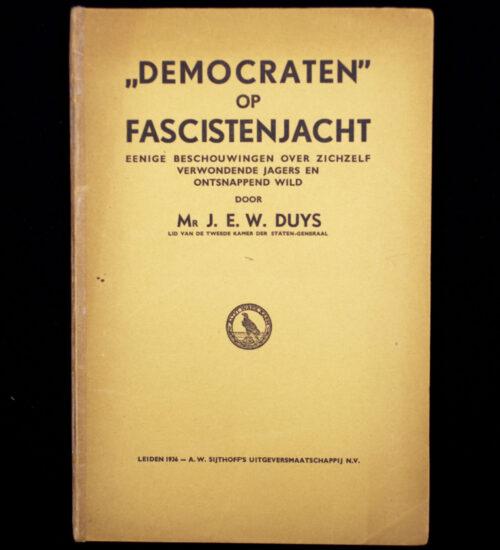 (NSB) Democraten op fascistenjacht (1936)