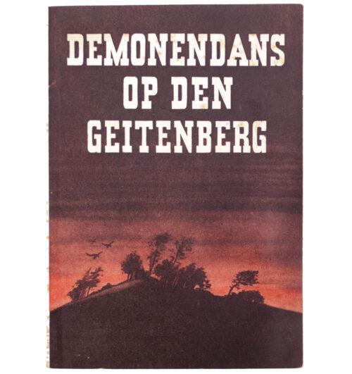 (NSB) Demonendans op den Geitenberg (1943)