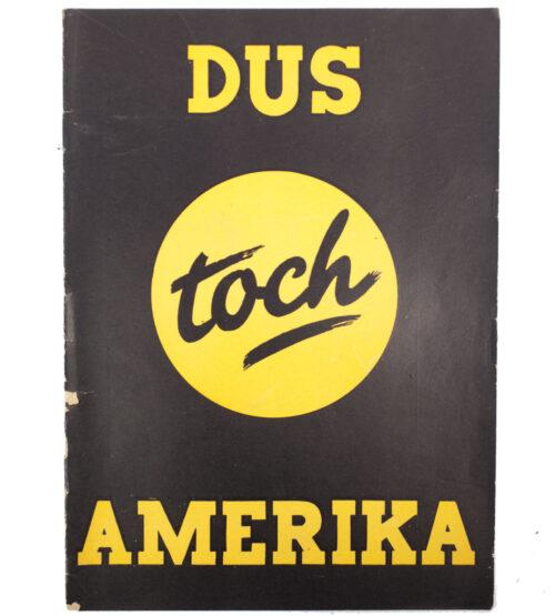 (NSB) Dus toch Amerika (1942)