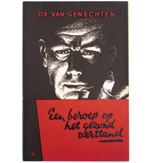 (NSB) Een beroep op het gezond verstand (red edition) (1941)