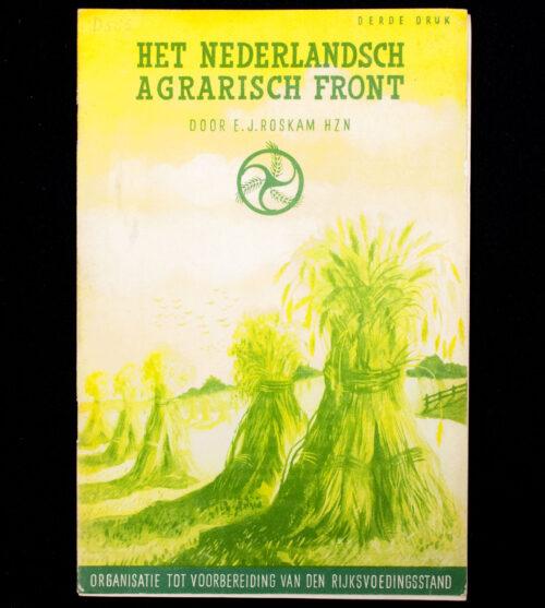 (NSB) Het Nederlandsch Agrarisch Front (1940)