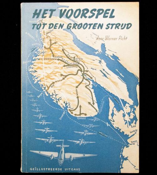 (NSB) Het voorspel tot den grooten strijd (1940)