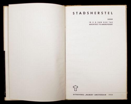 (NSB) IR. C. B. van der Tak - Stadsherstel (1944)