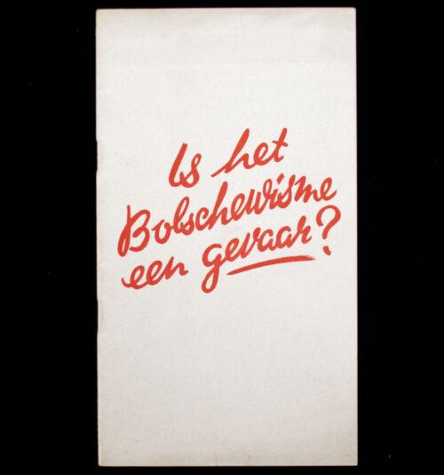 (NSB) Is het Bolschewisme een gevaar (1944)