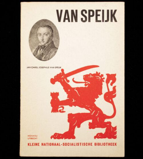 (NSB) Kleine Nationaal-Socialistische Bibliotheek No.2 van Speijk (1934)