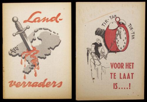 (NSB) Landverraders + Voor het te laat is... (1941)