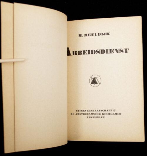 (NSB) M. Meuldijk – Arbeidsdienst (1941)