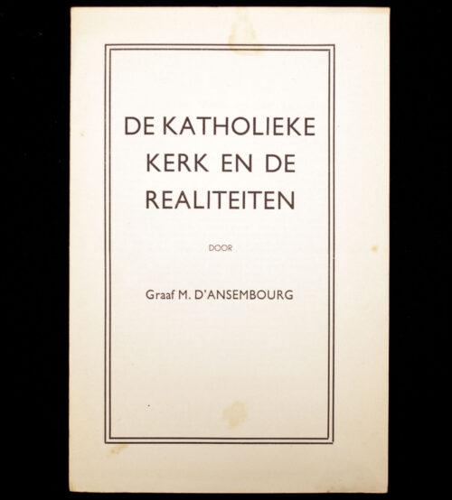 (NSB) Marchant et d'Ansembourg - Katholieke Kerk en de realiteiten (1938)