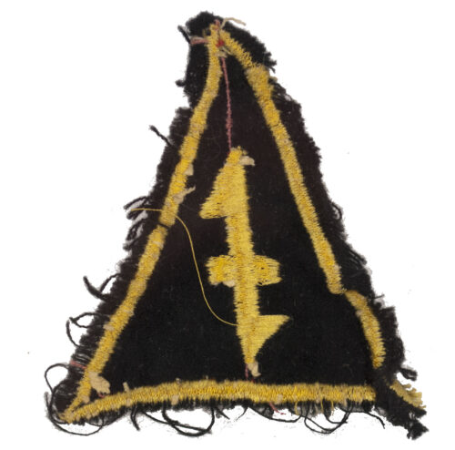 (NSB NSKK) First type Dutch NSKK arm badge (very rare!)