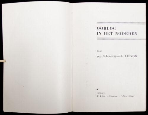 (NSB) Oorlog in het Noorden (1940)