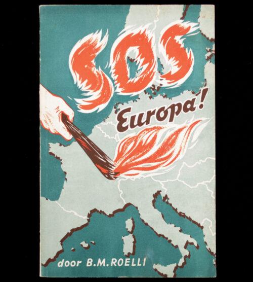 (NSB) S.O.S. Europa! Een bijdrage tot de schuldvraag van dezen oorlog (1940)