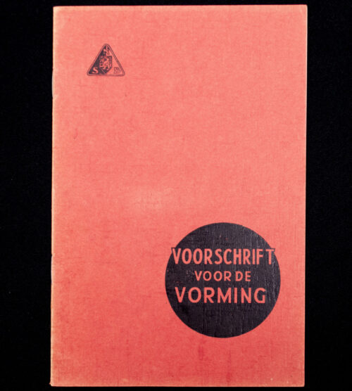 (NSB) Voorschrift voor de vorming (1941)