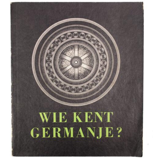 (NSB) Wie kent Germanje Tentoonstelling over 50o0 jaar Volksche Kultuur (1943)