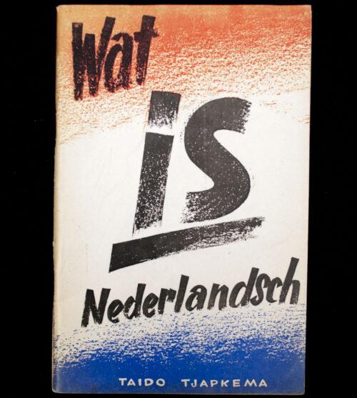 (NSNAP) Wat is Nederlandsch (1941)
