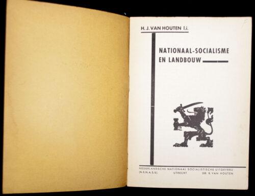 Nationaal socialisme en landbouw
